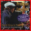 Album cover art for the aim release Mari Gras In New Orleans by Professor Longhair