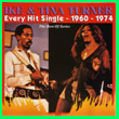 Album cover art for the aim release 1960-1974 by Ike & Tina Turner