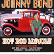Album cover art for the aim release Hot Rod Lincoln by Johnny Bond