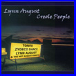 Album cover art for the aim release  Creole People by  Lynn August
